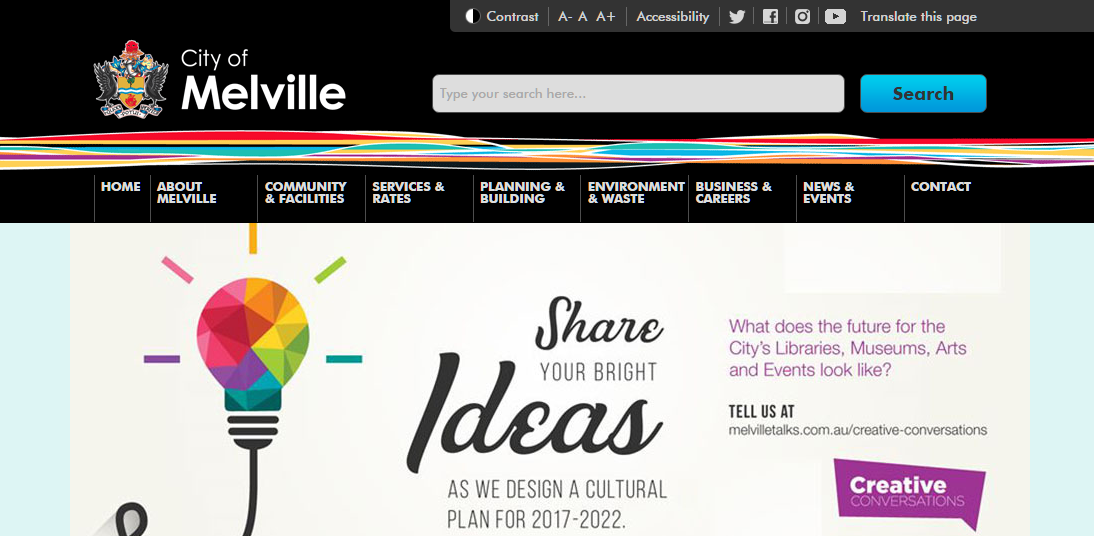 city-of-melville-website-performance-testing-permeance